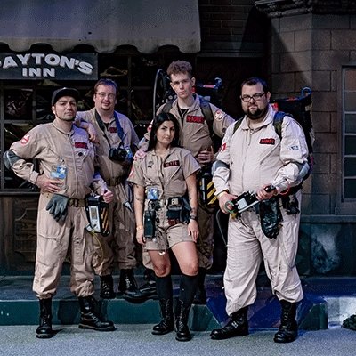 Swiss Ghostbusters & We are Ghostbusters Germany